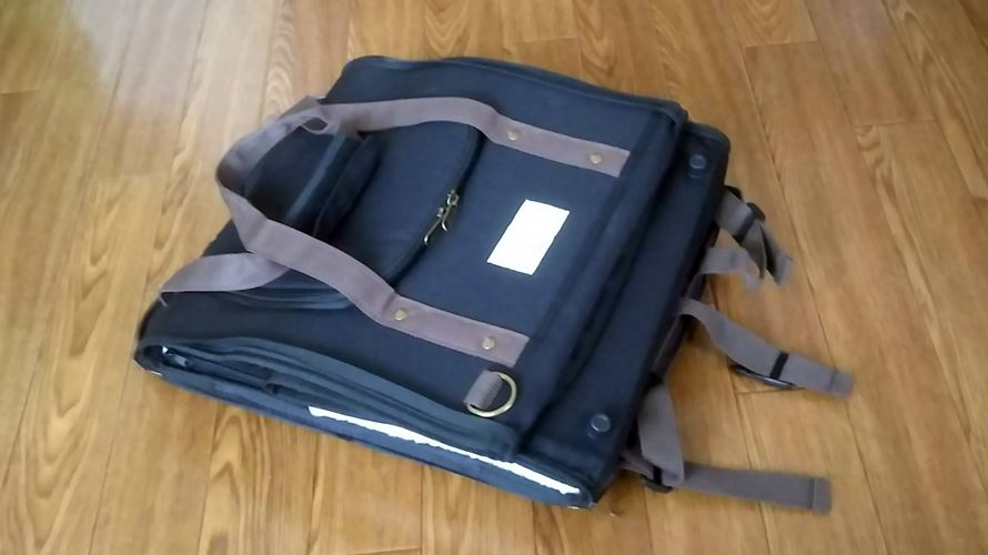 猫用折りたたみキャリーバッグ
